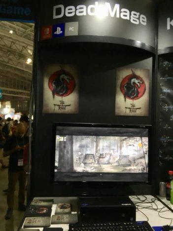 【TGS2018レポート】墨絵で浪人の人生と選択を描くアメリカ発の純和風シミュレーションゲーム「Tale of Ronin」