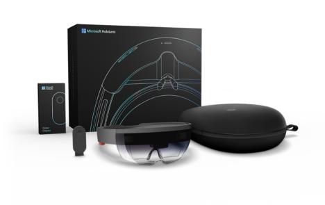 日本マイクロソフトと横河レンタ・リース、HoloLensの法人向けレンタルを10/25より開始