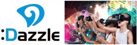 エボラブルアジア、VR事業を展開する株式会社ダズルへ資本参加