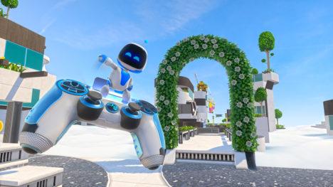 SIE、PS VR専用タイトル「ASTRO BOT:RESCUE MISSION」の無料体験版を配信開始