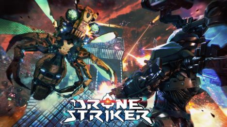 USERJOY JAPAN、PS VR専用シューティング「DRONE STRIKER」をリリース