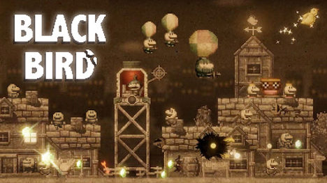 Onion Games、最新作「BLACK BIRD」のSteam版を10/31に配信決定