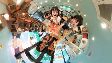 アマナとリコー、360度コンテンツの普及に向けた取り組みを開始