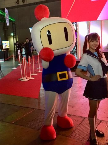 【TGS2017】中の人などいない!東京ゲームショウ2018を彩った着ぐるみの皆さん