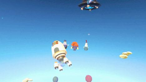 SIE、PS VR向けタイトル「Animal Force」の体験版を配信開始