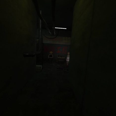 【やってみた】アジアンゴシックが好きな奴ちょっと来い!初代プレステ屈指の名作「クーロンズゲート」の世界を観光できるOculus GO向けVRアプリ「クーロンズゲート VR suzaku」