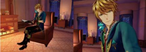 ジークレストがキャラクター表現の技術研究を行う「イケメンテックラボ」を設立 開発第一弾として「王子様のささやき朗読VR」を開発