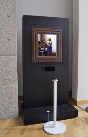 凸版印刷、フェルメールを360度鑑賞できる絵画鑑賞システムを公開