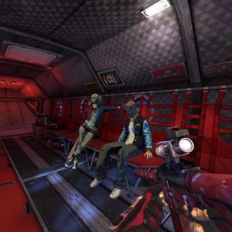 """映画「スーサイド・スクワッド」の""""中""""で遊べるVRシューティング「スーサイド・スクワッド:特殊作戦部隊VR」"""