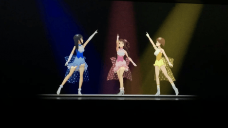 VR ZONE OSAKA、「CG STAR LIVE」第2弾「THE IDOLM@STER CINDERELLA GIRLS new generations★Brilliant Party!」を12/8より公演