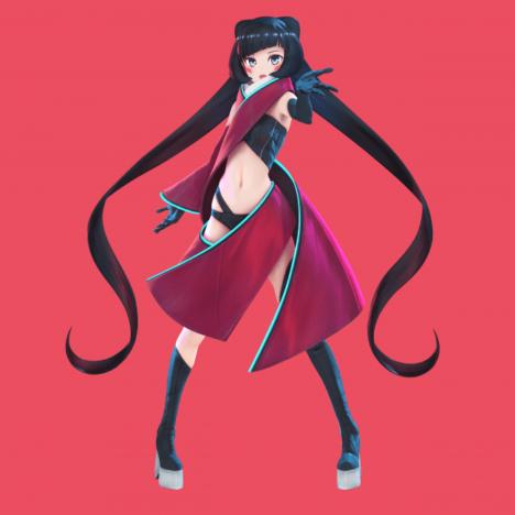 カバーの新音楽プロジェクトより「Virtual Diva AZKi」がデビュー決定
