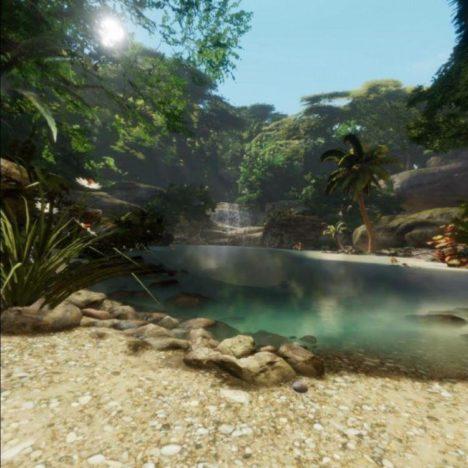 【レビュー】仮想の森を眺めて苦痛を和らげる --- イギリスのホスピスが作った真の癒しVRコンテンツ「Forest of Serenity」