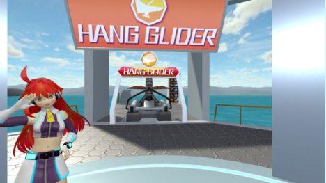 PS VR向けグライダーシミュレーション「Hyper Attraction Sky Games」が12/6リリース決定
