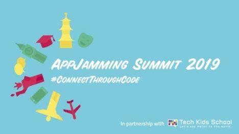 CA Tech Kids、アジアの子供を対象としたアプリ開発コンテスト「AppJamming Summit 2019」の日本予選参加者を募集