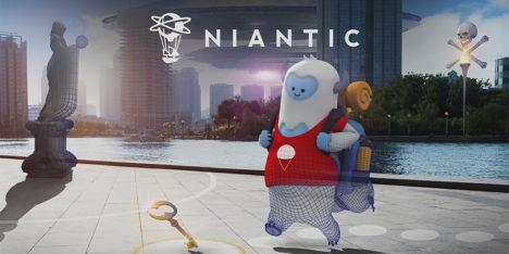 Niantic、「Niantic Real World Platform」の開発者コンテストを開催
