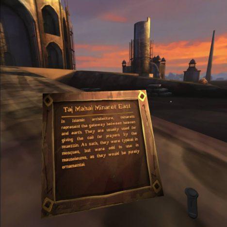 【レビュー】ロードス島やタージ・マハル、マチュピチュを旅する教育用VRコンテンツ「Wonders of the World」