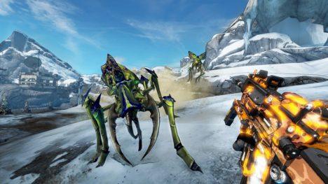 PlayStation VR版「ボーダーランズ2 VR」がリリース