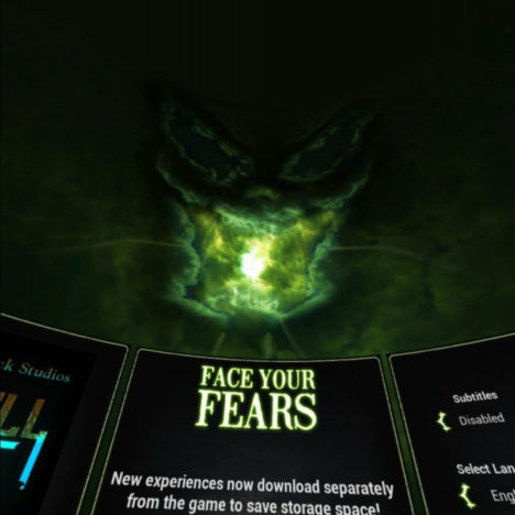 【レビュー】無料とは思えないハイクオリティなホラーコンテンツを体験できる「Face Your Fears」