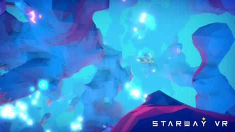 宇宙探索VRゲーム「STARWAY VR」、Steamにてアーリーアクセス版がリリース