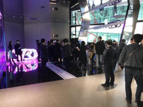 バンダイナムコアミューズメントと韓国HYUNDAI IT&Eが提携 韓国でのVR事業を開始