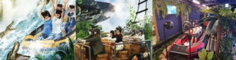 ARとVRのアートイベント「DIGITAL MUSEUM AR TRICKEYE with VR」が12/14より大丸心斎橋店にて開催