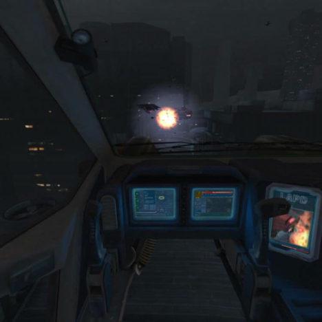 """【レビュー】プロモ用VRコンテンツなのに""""続編""""構成 映画「ブレードランナー2049」の世界観を体験できる「Blade Runner 2049: Replicant Pursuit」"""