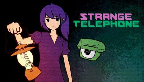 電話をかけるごとに悪夢が生成される脱出ゲーム「Strange Telephone」のPC版が本日リリース