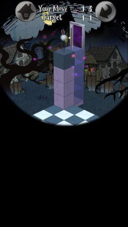 【レビュー】キューブを転がしてゴシック&ダークな悪夢の中を彷徨うアクションパズルゲーム「Nightmare Cube」