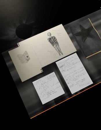ソニー・ミュージックエンタテインメント、デヴィッド・ボウイ大回顧展「DAVID BOWIE is」のARアプリをリリース