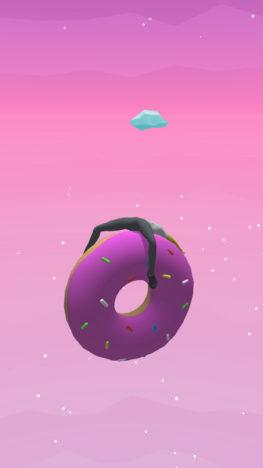 無気力な男子を様々なものに乗せるスマホ向けカジュアルゲーム「無気力系男子」がリリース