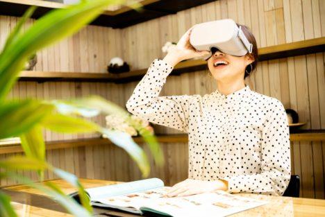 ハコスコ、VR空間プレゼンツール「ハコスコナビ」を提供開始