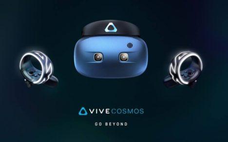HTC 、CES 20191にて「VIVE Pro Eye」「VIVEPORT Infinity」「VIVE COSMOS」を発表