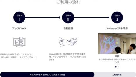HoloEyes、CT画像VRモデルをプリインストールした「Lenovo Mirage Solo with Daydream ビジネスエディション HoloEyesモデル」を販売開始