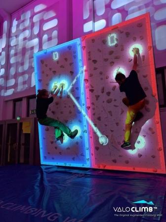 スポーツとITが融合した新感覚体験「ARボルダリング」アトラクションが2/17にオープン