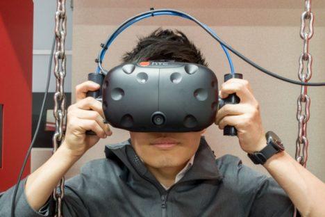 ハシラス、アテンド不要のコインオペ式VRアトラクション「Urban Coaster」をロケテスト中