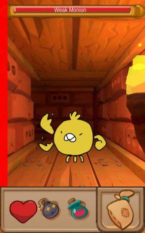 【レビュー】何度も現れる変なヤツ…ひたすら変な生き物と戦うダンジョン探索RPG「Fungeon Crawl」