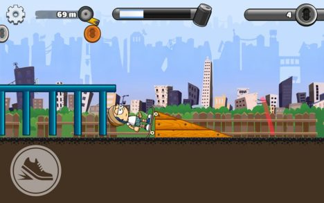 【レビュー】カジュアルに見えて激ムズ!フィンランド・オウル市の学生が開発したスケボーゲーム「Shred 'n' Slam」