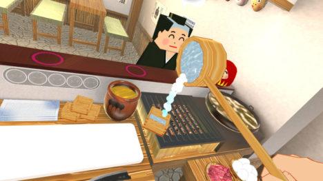 トリコル、VRラーメン屋体験ゲーム「カウンターファイト SE」のPS VR版をリリース