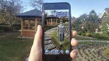 島精機製作所、ニットビューワーアプリ「VR-knit.com」にAR機能を追加