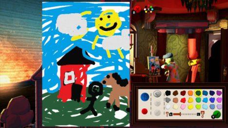 実際に絵を描くことでストーリーを進めるスマホ向けシミュレーションゲーム「パスパルトゥー:アーティストの描いた夢」の日本語版がリリースwidth=