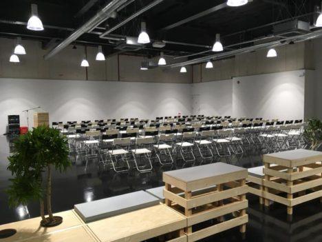 【仙台コワーキングスペース巡り Vol.9】異業種からの参入 創業57年目の老舗運送会社が開設した「STUDIO 080」