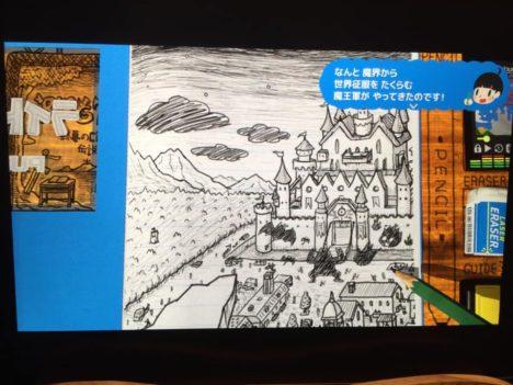 【TOKYO SANDBOX 2019レポート】ノートに手描きされた「RPGごっこ」が動き出す! 小学生マインド炸裂RPG「RPGタイム!~ライトの伝説~」