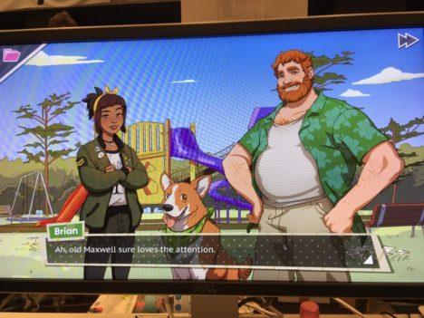 【TOKYO SANDBOX 2019レポート】BL?いいえDL(Daddies Love)です! シングルファザー同士が恋をする恋愛シミュレーションゲーム「Dream Daddy」