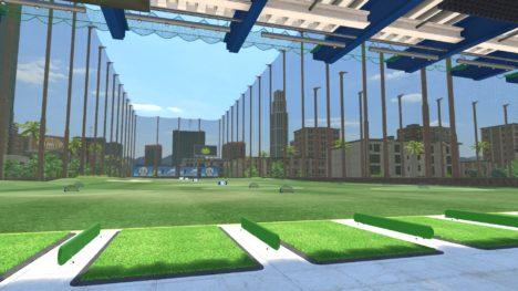 SIE、PS VR用ゴルフゲーム「みんなのGOLF VR」の無料体験版を配信決定