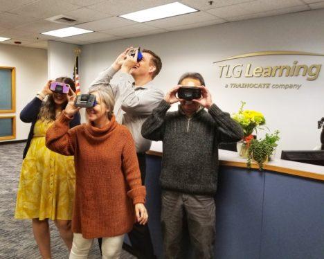 エドガとトレノケートグループ、米ワシントン州にて退役軍人を対象としたデータセンター技術者育成のためのVRセルフトレーニングコンテンツを提供