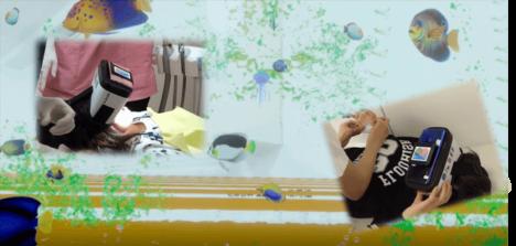 VR/ARを使った小児用治療支援システム「BiPSEE医療XR」が本格サービスを開始