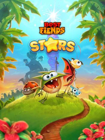 フィンランドのモバイルゲームディベロッパーのSeriously、「Best Fiends」シリーズの最新作「Best Fiends Stars」をテスト配信