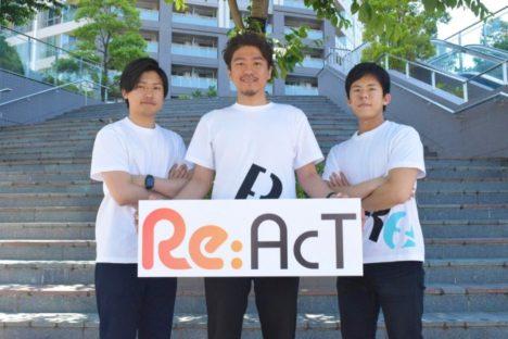 バーチャルタレント事務所「Re:AcT」運営のmikai、クラスターらより約1.2億円を調達