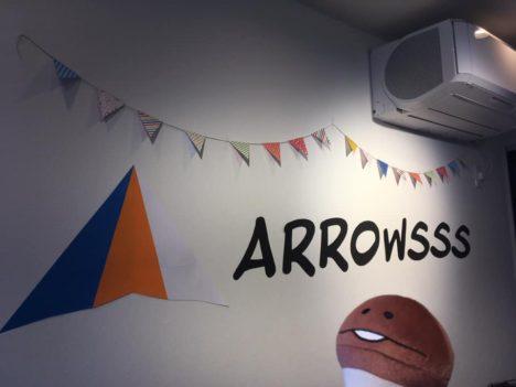 【仙台コワーキングスペース巡り Vol.10】フリーランスにとっての快適さを追求した完全新築コミュニティスペース「Arrowsss」