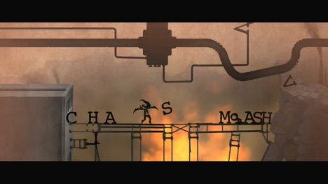 英単語を作ってステージを踏破する美麗アクションゲーム「ワードマン」のSwitch版が5/30より配信